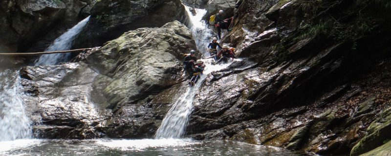 Canyon Neste d'Oô intégral